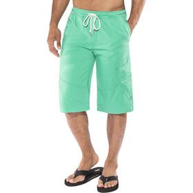 Nihil Pelikano Pantalones cortos Hombre, sea green